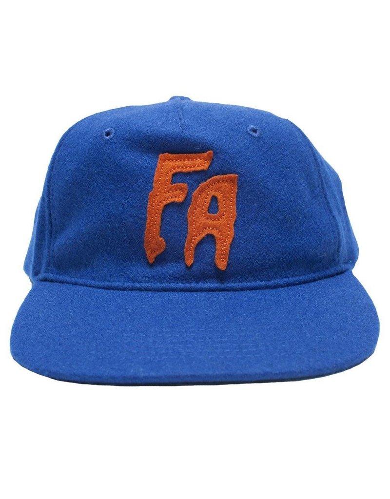 FUCKING AWESOME FUCKING AWESOME CLASSIC FA WOOL SNAPBACK HAT