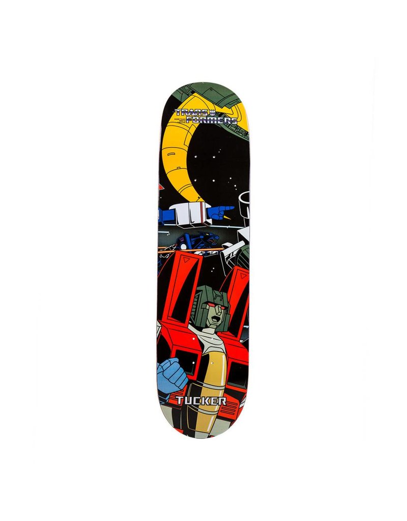 PRIMITIVE NICK TUCKER TRANSFORMERS STARSCREAM DECK