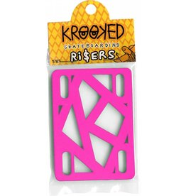 KROOKED KROOKED RISER PADS