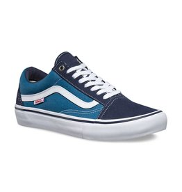 VANS VANS OLD SKOOL PRO NAVY / WHITE