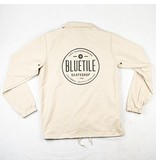 BLUETILE BLUETILE SINCE 2001 REFLECTIVE INK COACHES JACKET