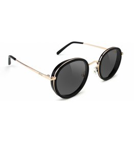 GLASSY GLASSY SUNHATERS LINCOLN BLACK / GOLD