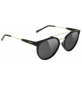 GLASSY GLASSY SUNHATERS CHUCK BLSCK / GOLD