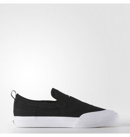 ADIDAS ADIDAS MATCHCOURT SLIP-ON BLACK / WHITE