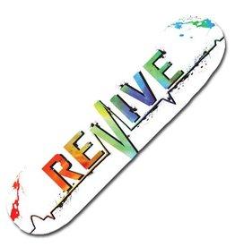 REVIVE REVIVE SKATEBOARDS SPLATTER LIFELINE