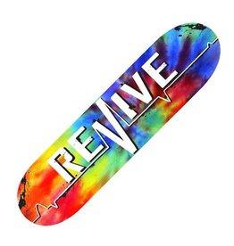 REVIVE REVIVE SKATEBOARDS TIE DYE LIFELINE