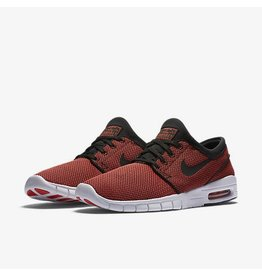 NIKE SB JANOSKI MAX BLACK / MAX ORANGE