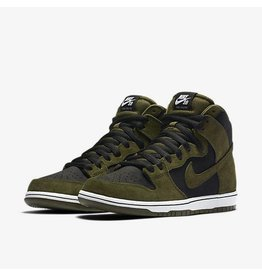 NIKE SB DUNK HIGH PRO DARK LODEN / BLACK