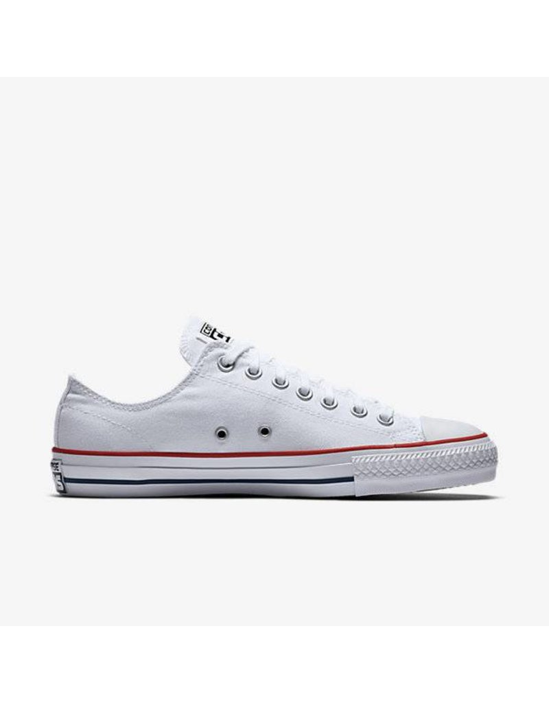 CONVERSE CONVERSE CONS CTAS PRO LOW WHITE/RED/NAVY