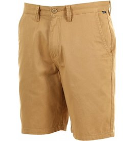 VANS VANS AUTHENTIC SHORTS MUSHROOM BROWN
