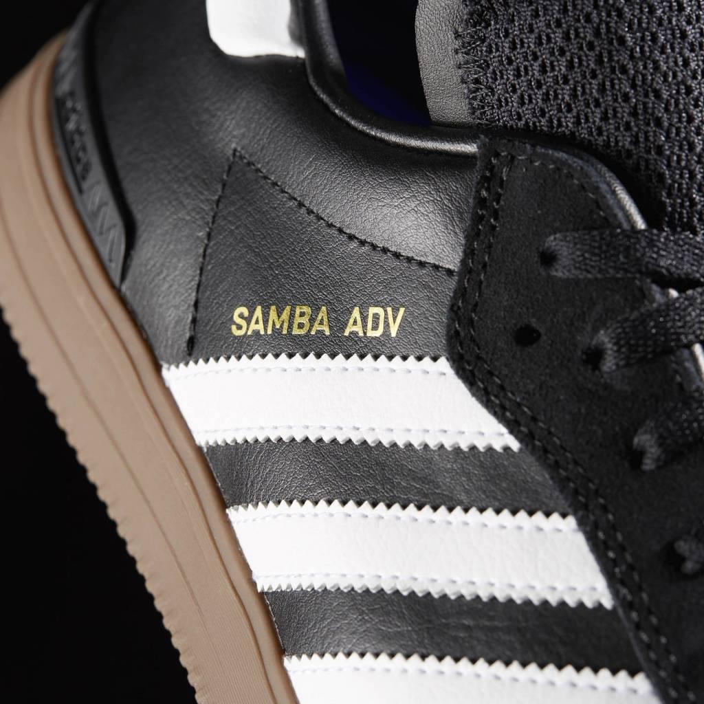 ADIDAS ADIDAS SAMBA ADV BLACK / WHITE / GUM