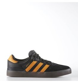 ADIDAS ADIDAS BUSENITZ VULC SAMBA EDITION BLACK / NATURAL / BRIGHT ORANGE