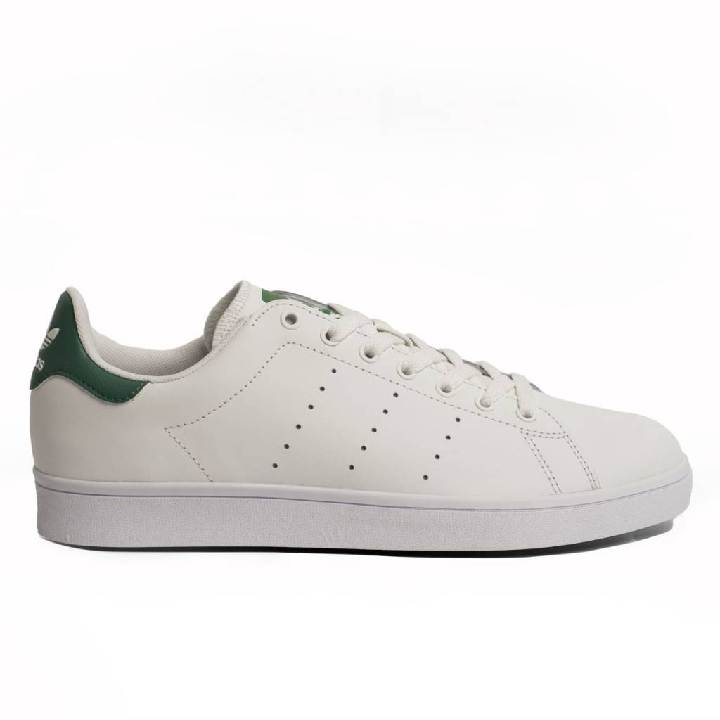 ADIDAS ADIDAS STAN SMITH VULC WHITE / GREEN