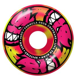 SPITFIRE SPITFIRE FORMULA FOUR AFTERBURNERS CLASSIC 99 PINK/YELLOW SWIRL