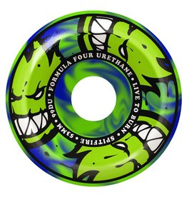 SPITFIRE SPITFIRE FORMULA FOUR AFTERBURNERS CONICAL FULL 99 GREEN/BLUE SWIRL