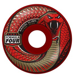 SPITFIRE SPITFIRE FORMULA FOUR RED DEATH RADIAL SLIM 99