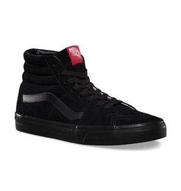 VANS VANS SK8-HI SUEDE BLACK / BLACK / BLACK