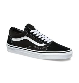 VANS VANS OLD SKOOL BLACK / WHITE (CLASSIC)