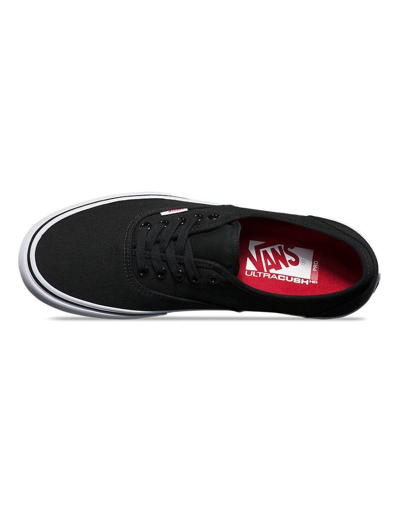 VANS VANS AUTHENTIC PRO (BLACK / WHITE)