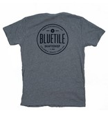 BLUETILE BLUETILE 100% SKATEBOARDING GRAY/BLUE