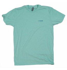 BLUETILE BLUETILE NO POCKET T-SHIRT MINT / BLUE