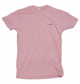 BLUETILE BLUETILE NO POCKET T-SHIRT PINK / BLUE