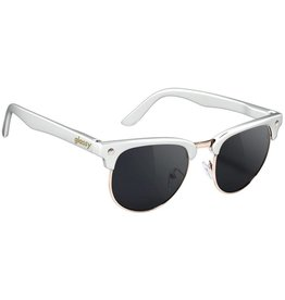 GLASSY GLASSY SUNHATERS MORRISON WHITE / GOLD