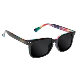 GLASSY GLASSY SUNHATERS LOX BLACK / TIE DYE
