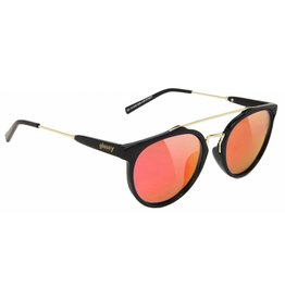 GLASSY GLASSY SUNHATERS CHUCK BLACK / RED MIRROR
