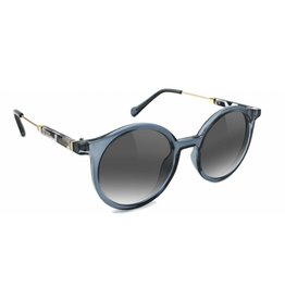GLASSY GLASSY SUNHATERS ROBYN TRANSPARENT GREY