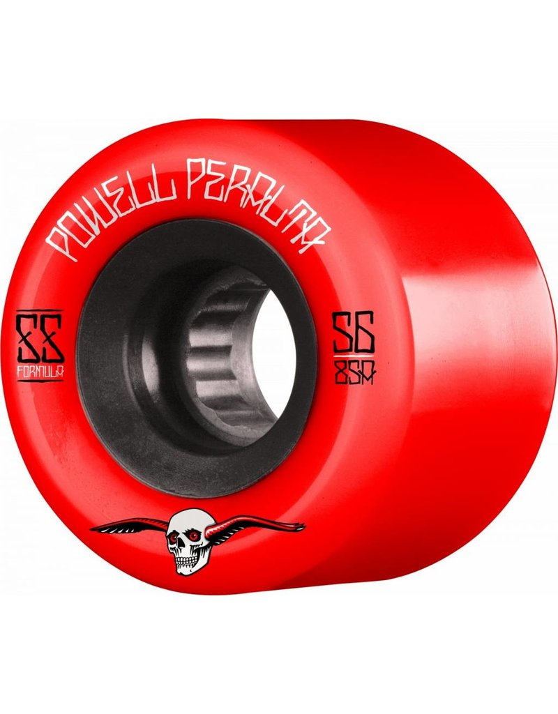 POWELL - PERALTA POWELL PERALTA G-SLIDES 56MM RED