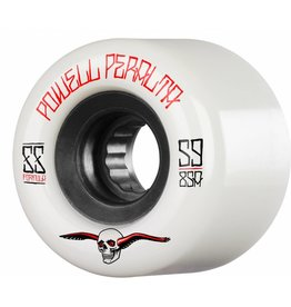 POWELL - PERALTA POWELL PERALTA G-SLIDES 56MM WHITE