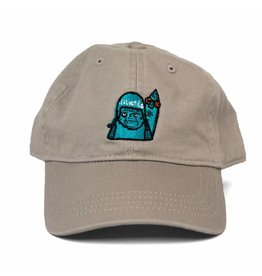 "BLUETILE BLUETILE ""SKATE GRUMP"" DAD HAT GRAY"