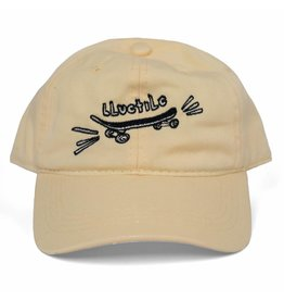 "BLUETILE BLUETILE ""SKATE BORED"" DAD HAT BUTTER"