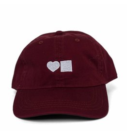 BLUETILE LOVE BLUETILE DAD HAT GARNETT