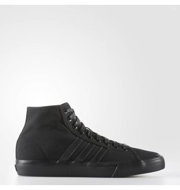 ADIDAS ADIDAS MATCHCOURT HIGH RX BLACK ON BLACK