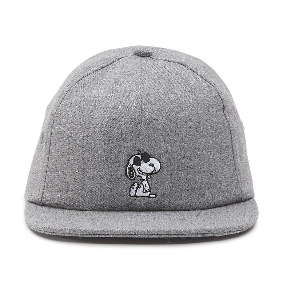 grey vans cap