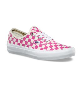 VANS VANS AUTHENTIC PRO CHECKERBOARD FUCHSIA