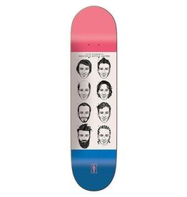 GIRL GIRL SKATEBOARDS SEAN MALTO - MOP TOP 8.125