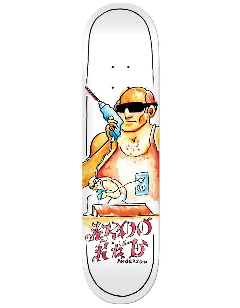 KROOKED KROOKED MIKE ANDERSON SK8 DAD 8.5