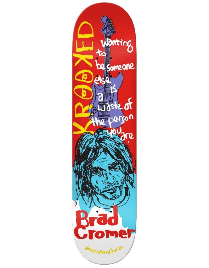 KROOKED KROOKED BRAD CROMER TIM KERR GUEST ARTIST 8.38