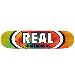 REAL REAL TIE DYE OVAL 7.75