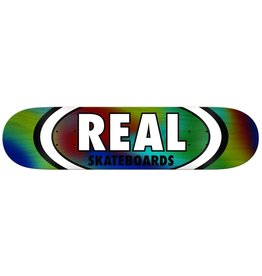 REAL REAL TIE DYE OVAL 8.06