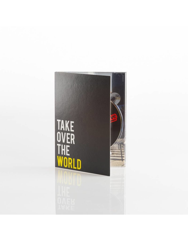REVIVE REVIVE TAKE OVER THE WORLD DVD