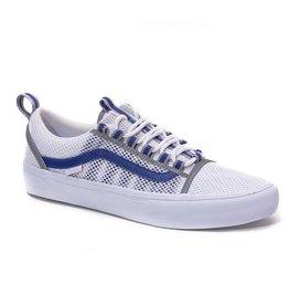 VANS VANS X ALLTIMERS OLD SKOOL SPORT PRO WHITE / BLUE