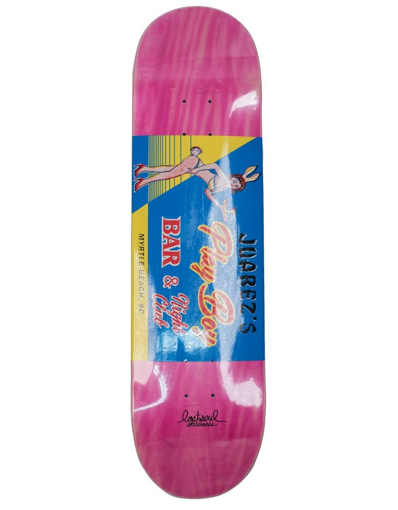 Lost soul Skateboards LOST SOUL JUAREZ PLAYBOY 8.5
