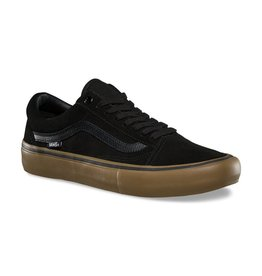 VANS VANS OLD SKOOL PRO BLACK / GUM
