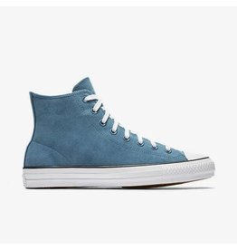 CONVERSE CONVERSE CTAS PRO SUEDE HIGH TOP TEAL / WHITE