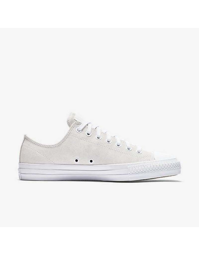 CONVERSE CONVERSE CTAS PRO SUEDE LOW WHITE / WHITE / TEAL
