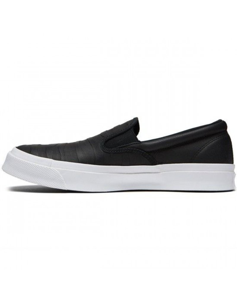 CONVERSE CONVERSE DECKSTAR PRO SLIP ON JASON JESSEE SLIP ON BLACK